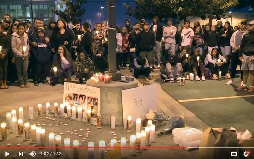 Σπαρακτικές στιγμές και θρήνος για το θάνατο δύο μαθητών σε τροχαίο (Vid)