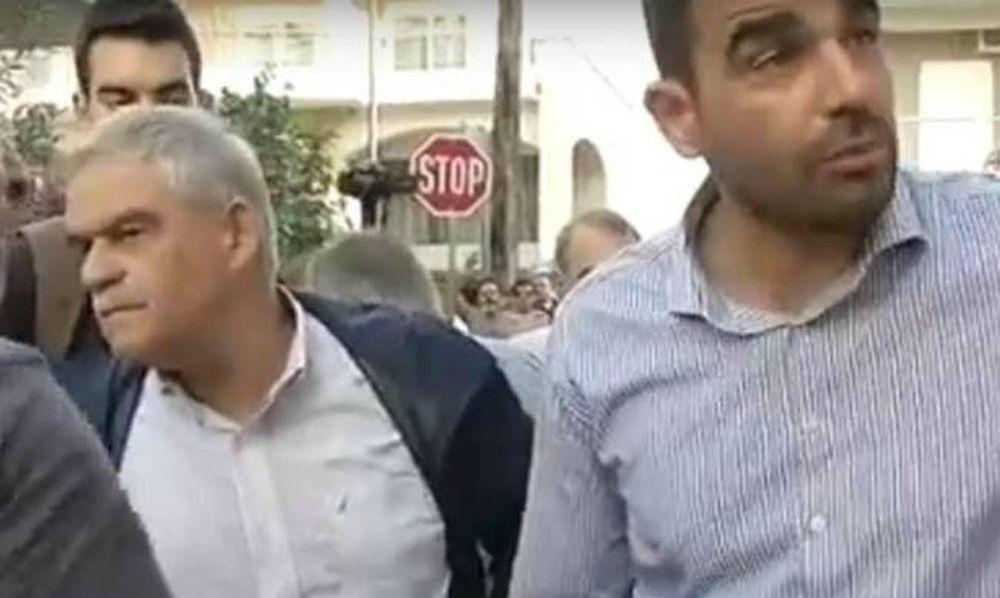 Κακοκαιρία: Οργή κατοίκων της Μεσσηνίας κατά Τόσκα και Κωνσταντινέα