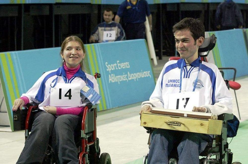 Οι ελληνικές συμμετοχές στους Παραολυμπιακούς