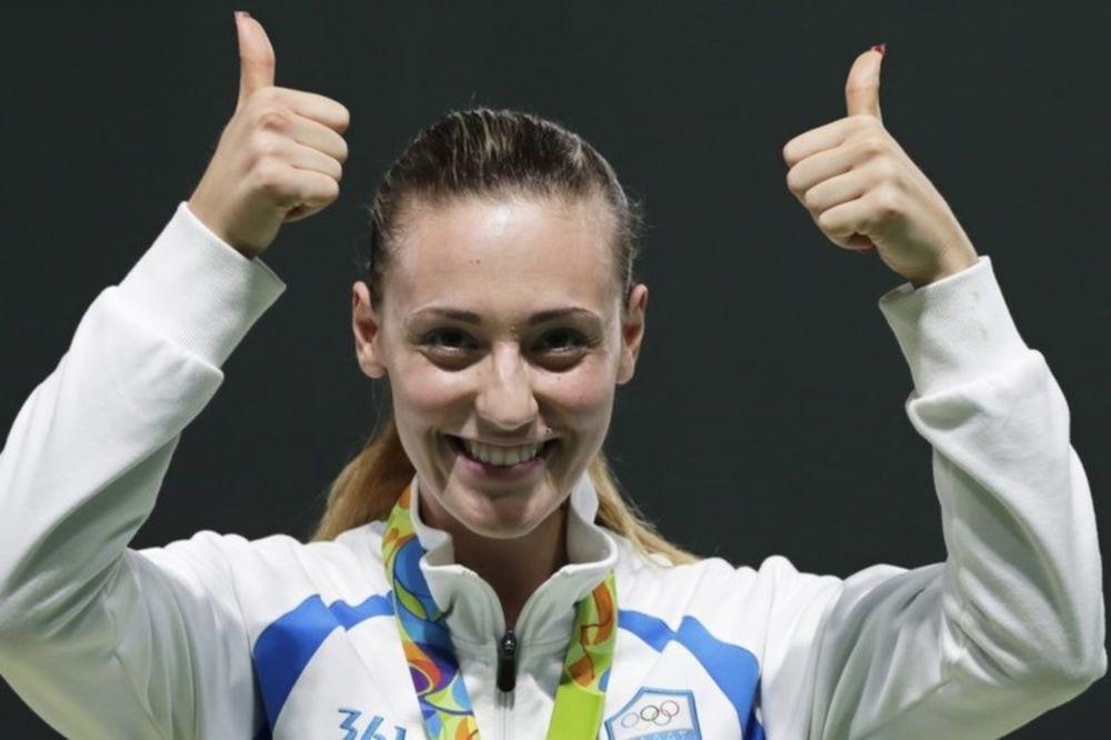 Παραολυμπιακοί Αγώνες: Το συγκινητικό μήνυμα της Κορακάκη