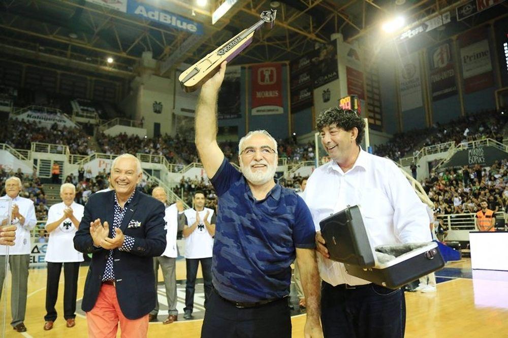 Σαββίδης: «Θα κάνω τα πάντα για το μεγαλείο του ΠΑΟΚ»