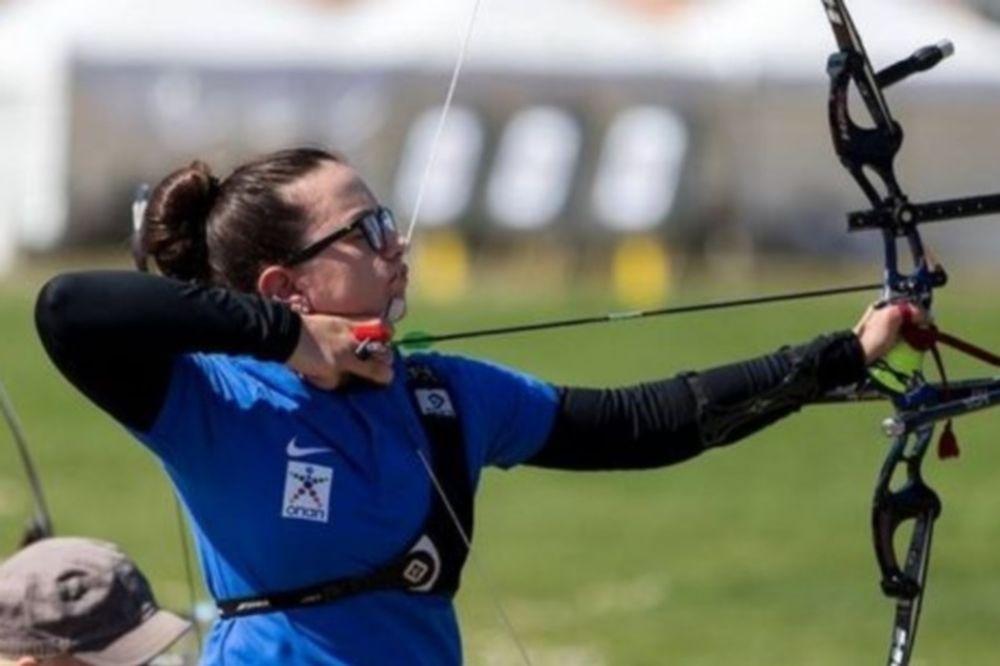 Παραολυμπιακοί Αγώνες: Πανελλήνιο ρεκόρ η Ποιμενίδου