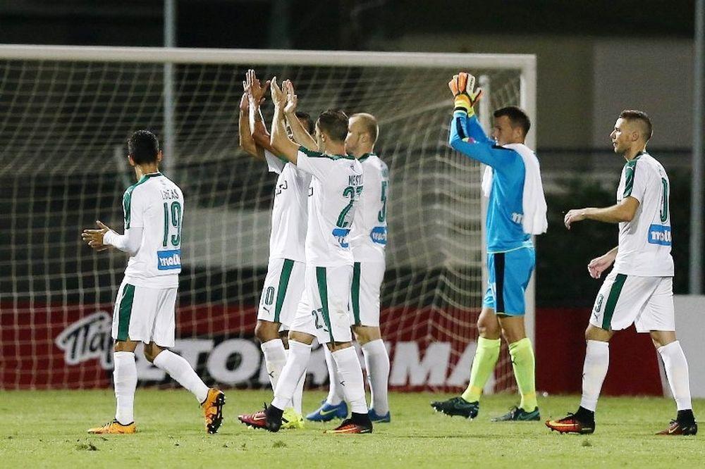 Λεβαδειακός – Παναθηναϊκός 0-3: Τα επίσημα highlights (video)
