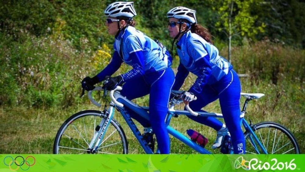 Παραολυμπιακοί 2016: Στην 10η θέση του ατομικού πουρσουίτ γυναικών Χαλκιαδάκη/Μηλάκη