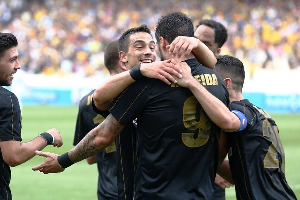 ΑΕΚ – Ξάνθη 4-1: Τα γκολ του αγώνα (video)