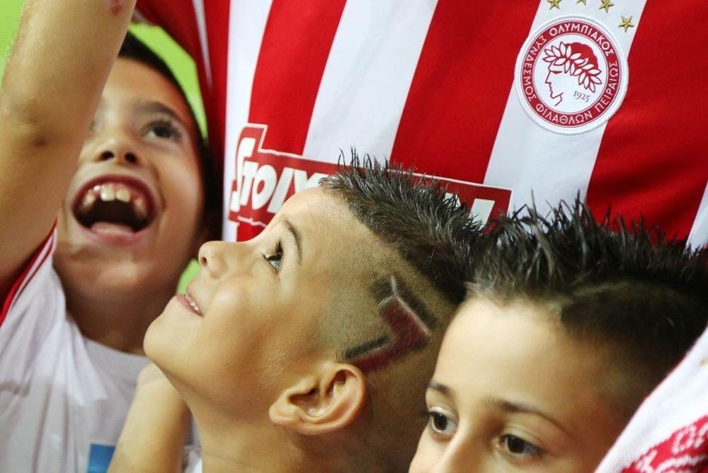 Το κούρεμα της χρονιάς από πιτσιρικά στο Ολυμπιακός-Βέροια! (photos)