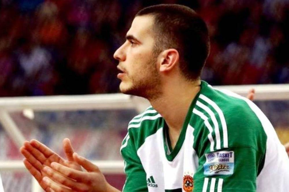 Μποχωρίδης: «Ό,τι μου ζητά ο προπονητής»