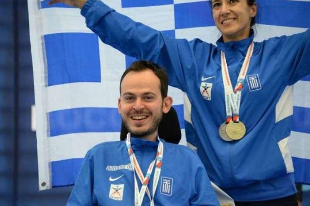 Παραολυμπιακοί - Πολυχρονίδης: «Πίστεψε στον εαυτό σου!»