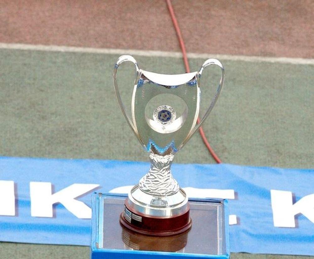 Ορίστηκαν σε Ηράκλειο και Αγρίνιο τα πρώτα ματς του Κυπέλλου