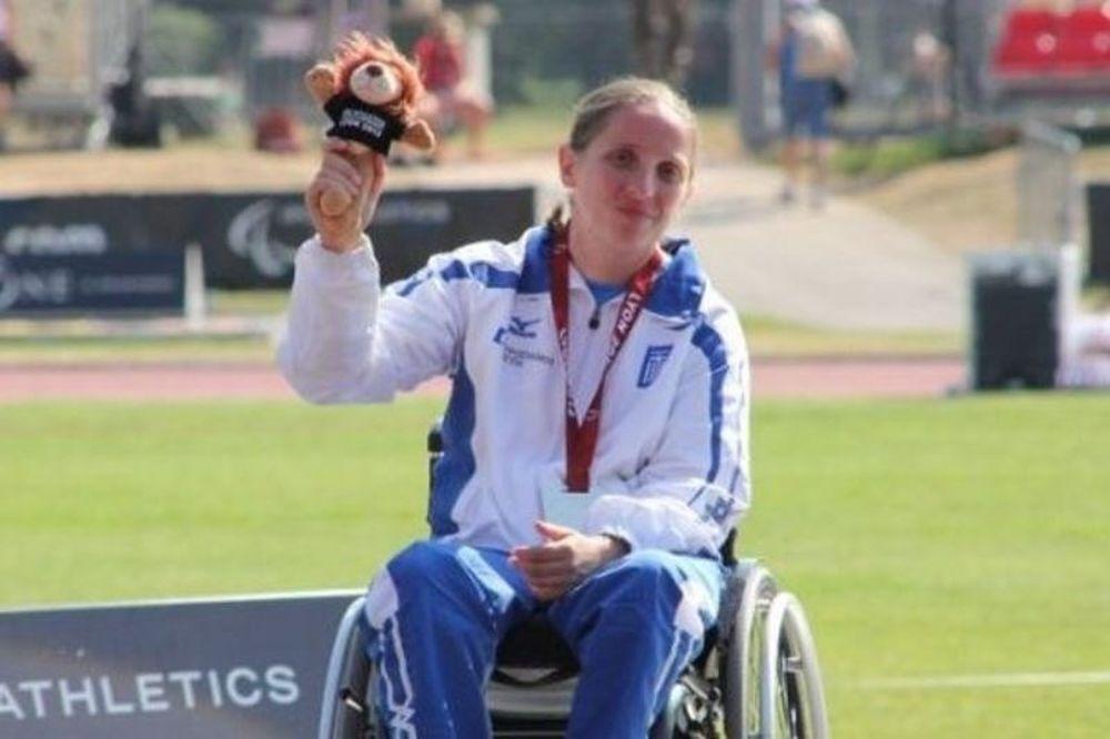 Παραολυμπιακοί 2016: Χάλκινο μετάλλιο η Κοροκίδα στη σφαίρα F53