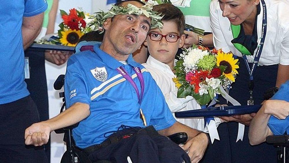 Παραολυμπιακοί Αγώνες: Χάλκινο για την ελληνικη ομάδα στο Μπότσια!