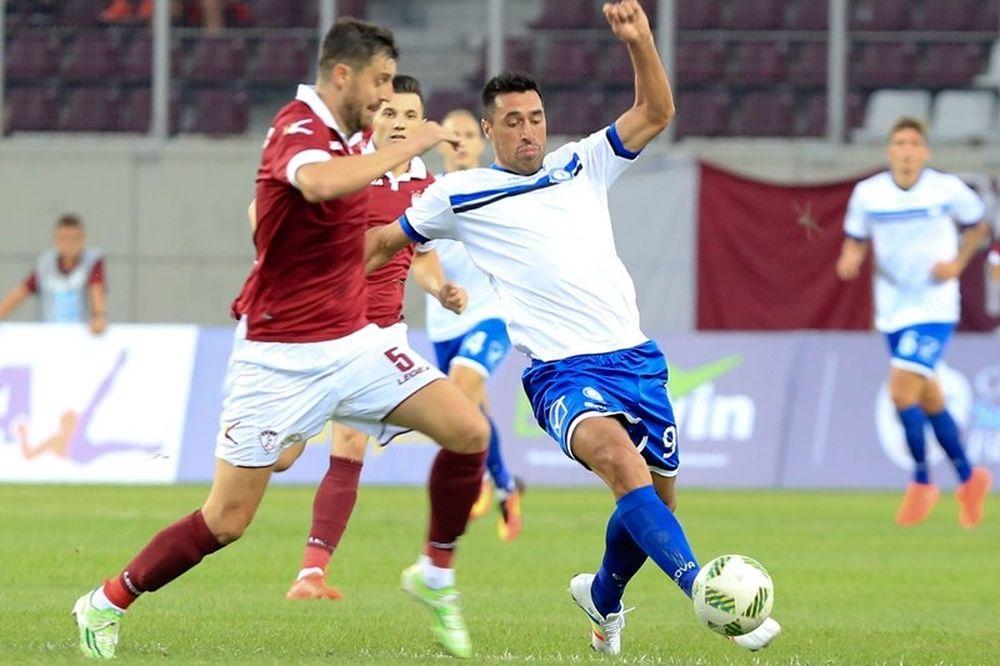 Ο Ντεγκρά έδωσε βαθμό στον Ηρακλή, 2-2 με την Λάρισα