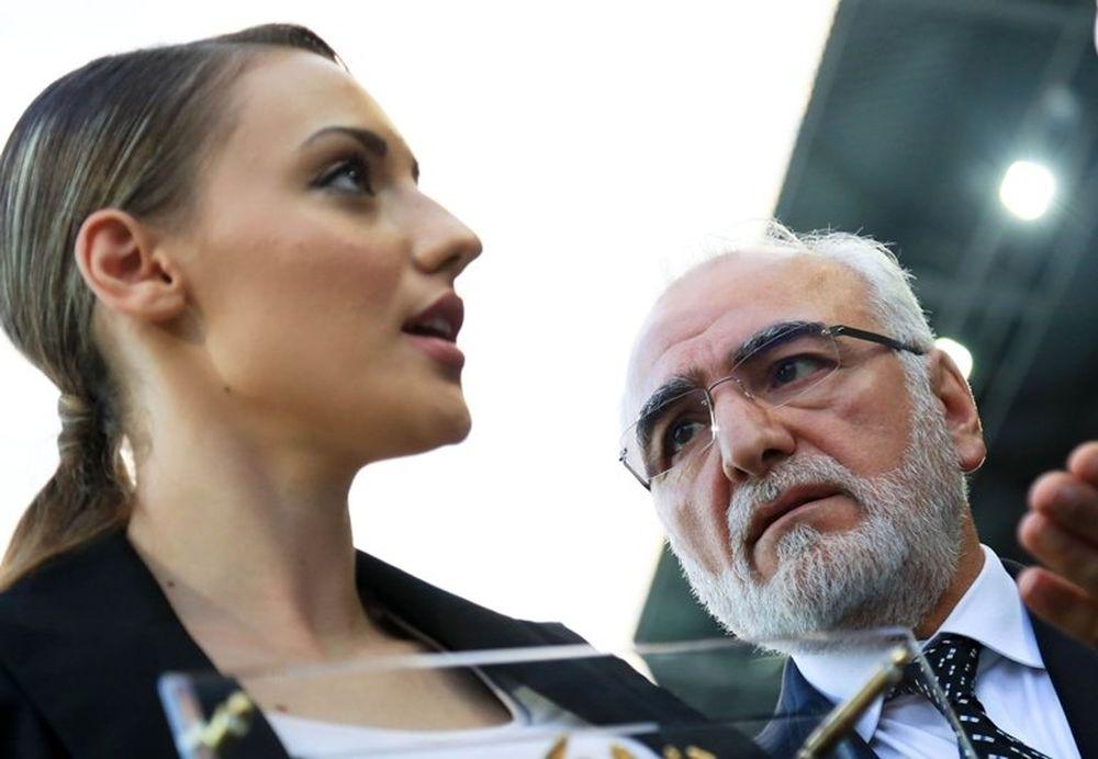 Η Αννα Κορακάκη ευχαρίστησε ΠΑΟΚ και Παναιτωλικό