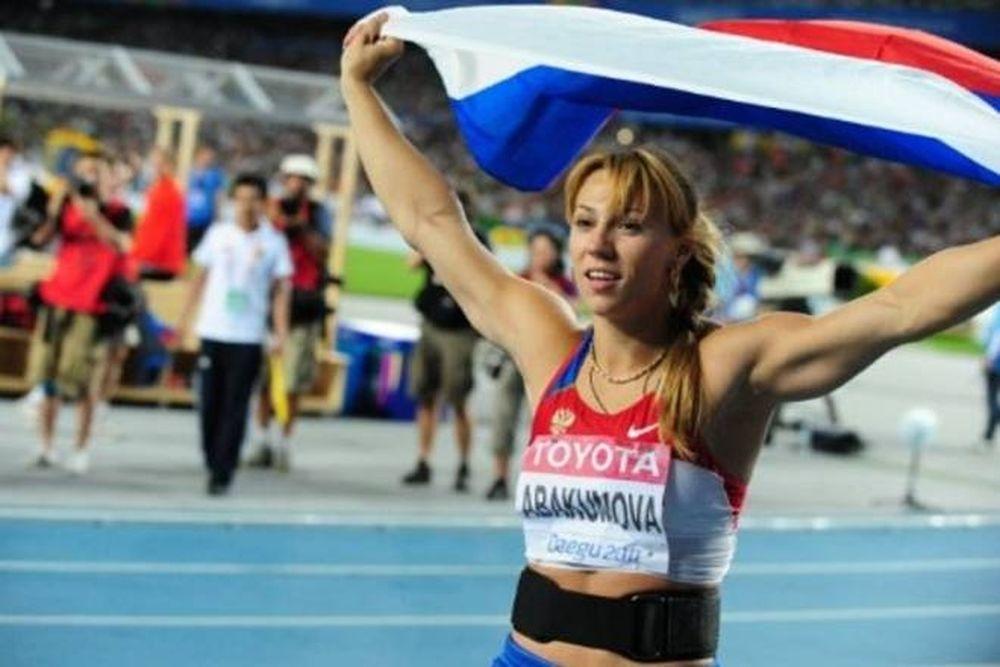 Αφαιρείται από τη Ρωσίδα ακοντίστρια Μαρία Αμπακούμοβα το ασημένιο μετάλλιο του Πεκίνου
