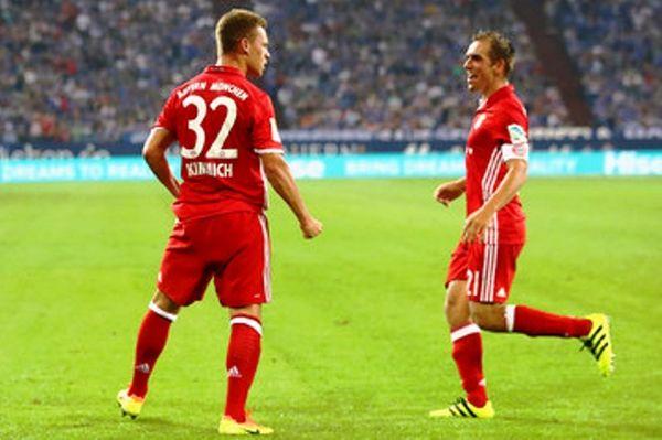 Μπάγερν Μονάχου – Ροστόφ: Το 3-0 από τον Κίμιχ (video)