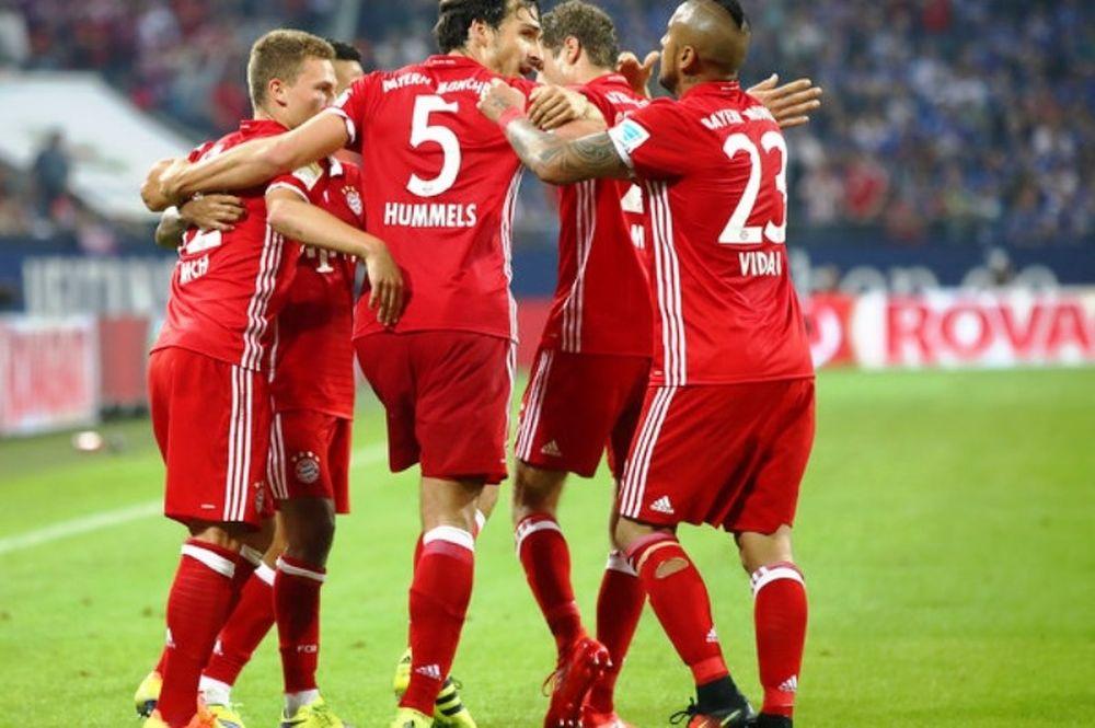 Μπάγερν Μονάχου – Ροστόφ: Το 4-0 από τον Κίμιχ (video)