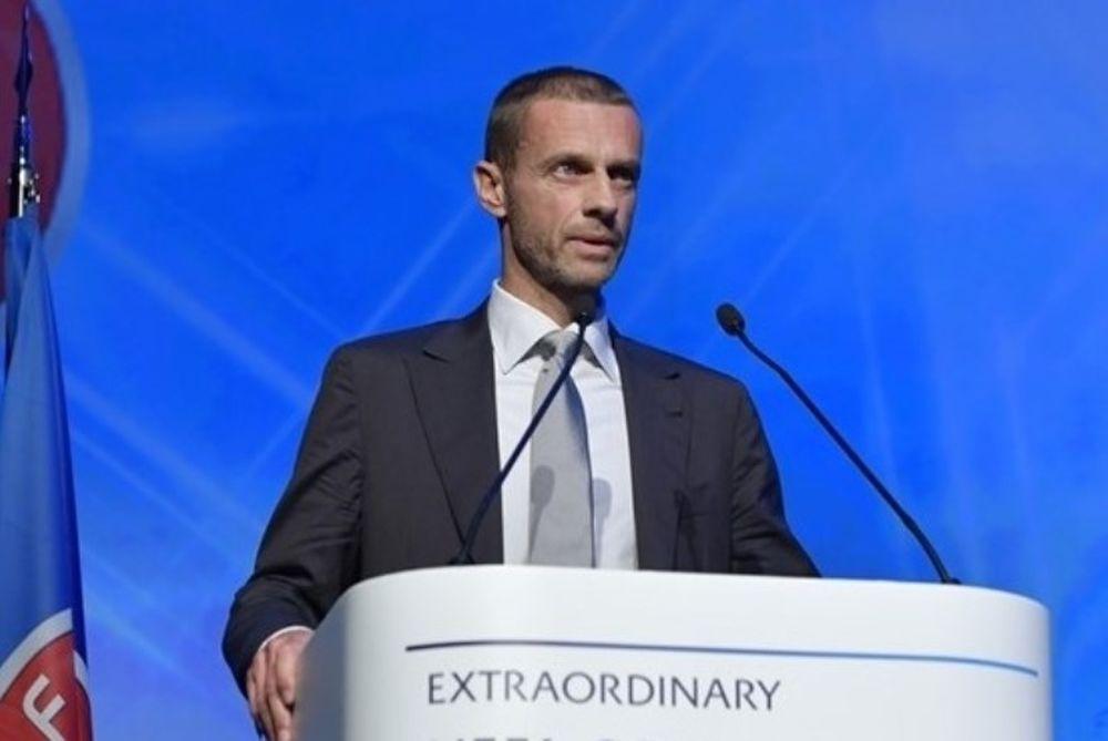 UEFA: Αυτός είναι ο νέος πρόεδρος!