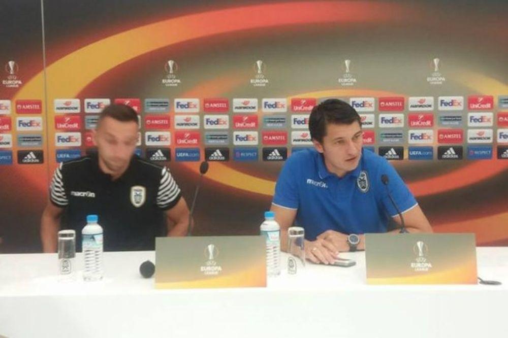 Ίβιτς: «Θα παίξουμε για τη νίκη»