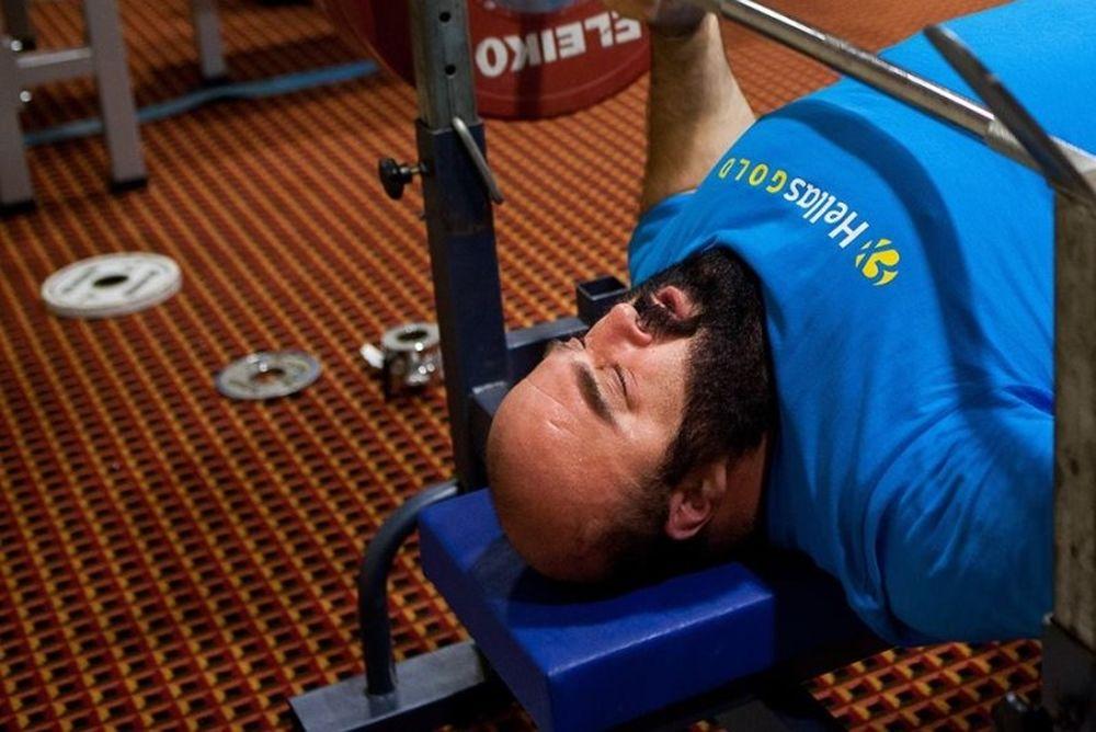 Παραολυμπιακοί Αγώνες: Μάμαλος: ««Όταν σήκωσα τα 238κ. δεν άντεξα, βούρκωσα!»