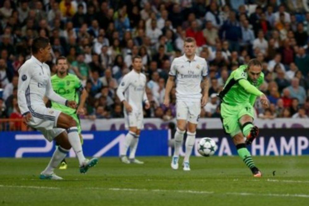 «Βόμβα» στη Μαδρίτη: 0-1 η Σπόρτινγκ! (video)
