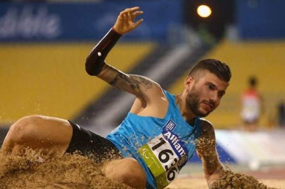 Παραολυμπιακοί 2016: Στη 13η θέση ο Κουτούλιας