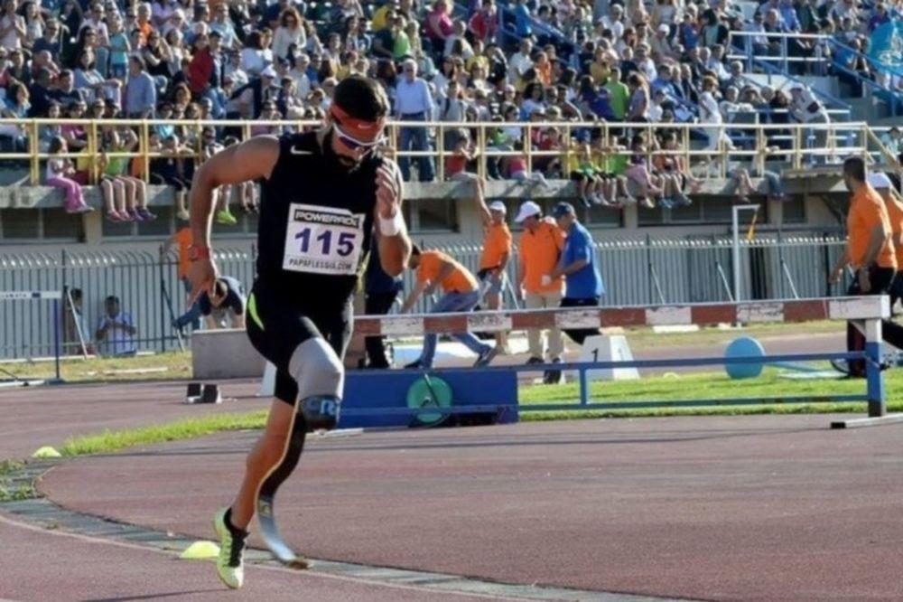 Παραολυμπιακοί Αγώνες: Νέο παγκόσμιο ρεκόρ, αλλά εκτός βάθρου ο Σεϊτης