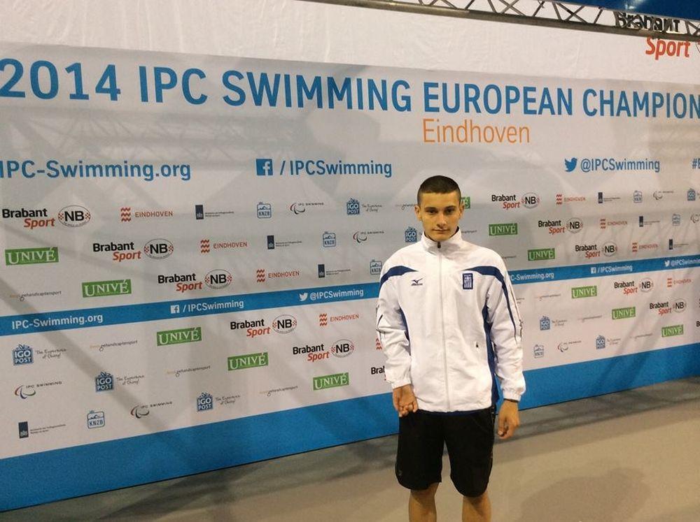 Παραολυμπιακοί Αγώνες: Στον τελικό με την τρίτη καλύτερη επίδοση ο Μιχαλεντζάκης