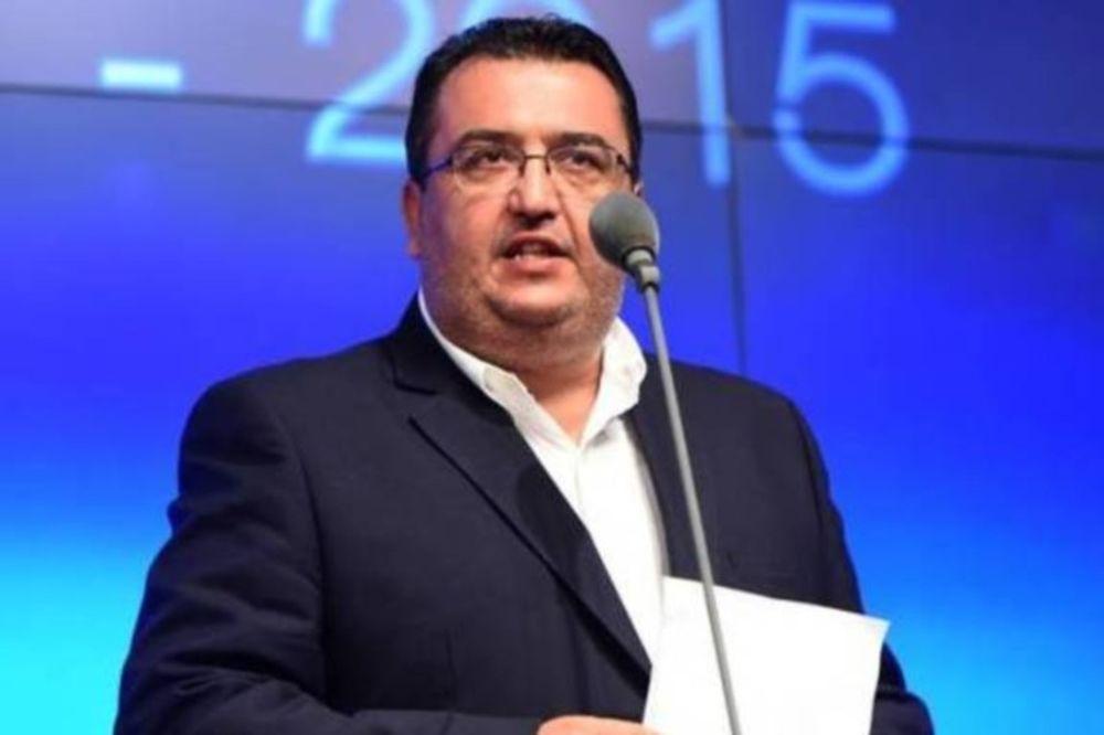 Τριαντόπουλος :«Πρότυπο για την κοινωνία» (vid)