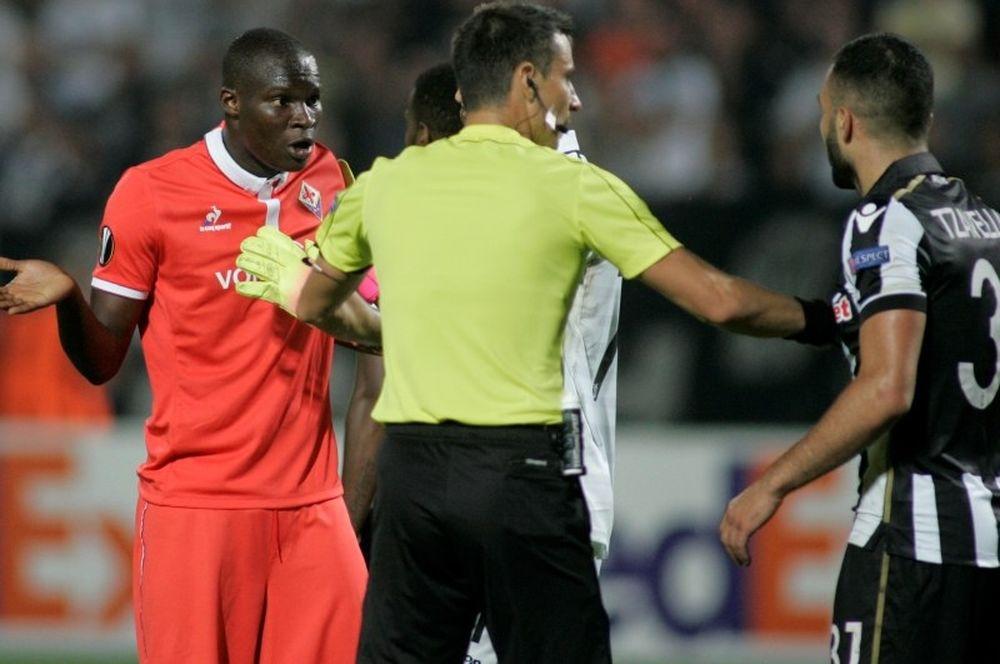 Άντεξε ο ΠΑΟΚ, 0-0 με τη Φιορεντίνα