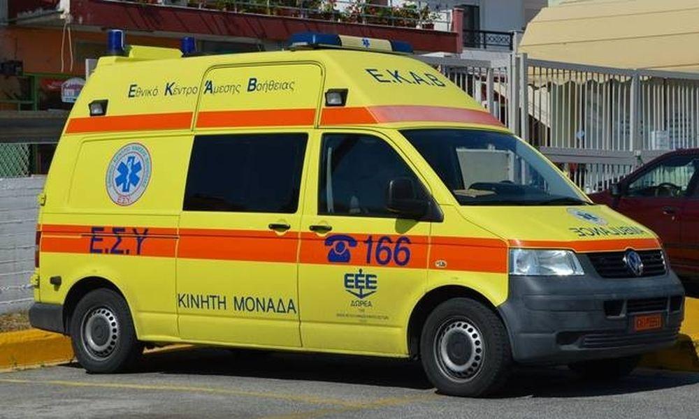Σαντορίνη: Σοβαρός τραυματισμός 30χρονου μετά από βουτιά