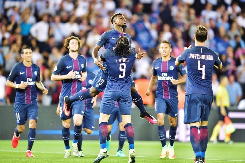 Πολλά γκολ στη Γαλλία