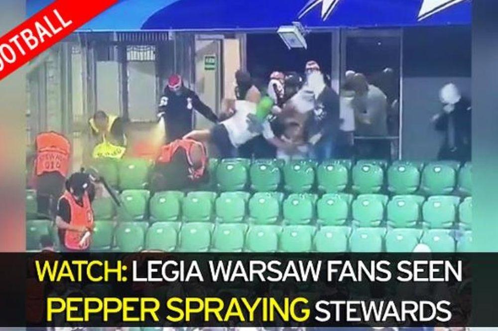 UEFA: Ερευνα για το ματς Λέγκια-Ντόρτμουντ