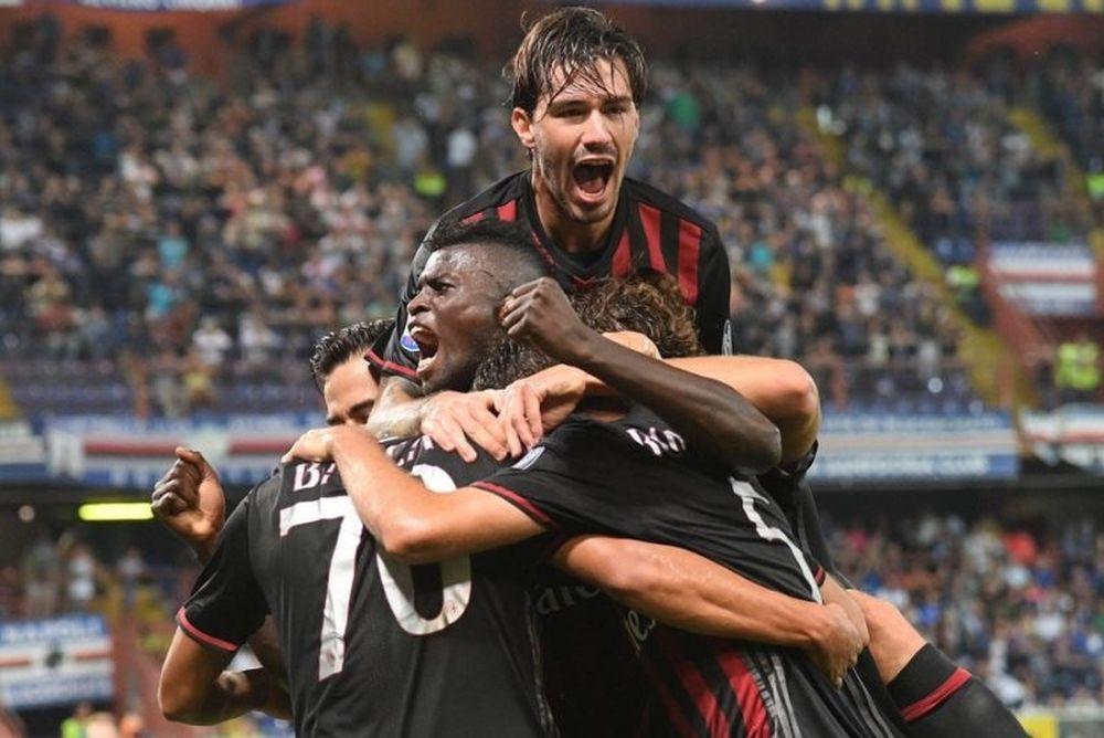 Serie A: «Διπλό» ανάσα για Μίλαν