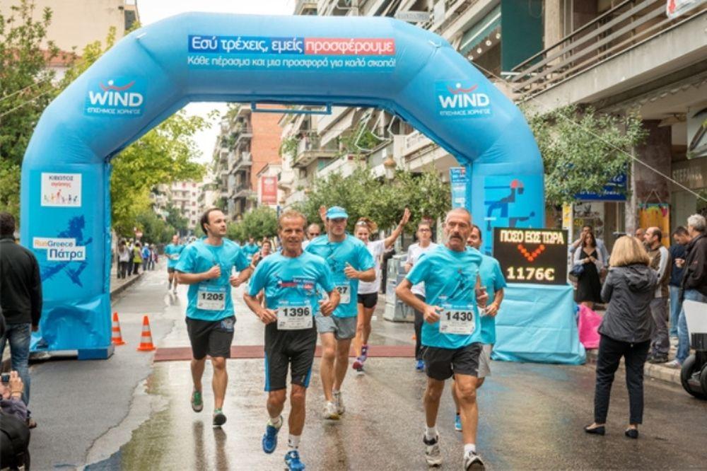 Run Greece Πάτρας: Οι διοργανωτές στοχεύουν τις 5.000 συμμετοχές