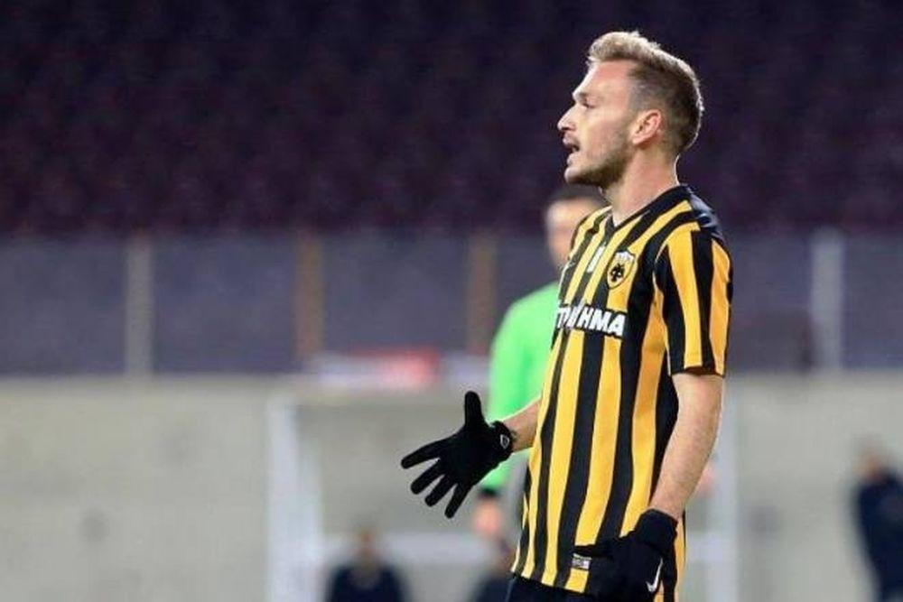 Το νέο συμβόλαιο της ΑΕΚ στον Μπακάκη και οι ανησυχίες του παίκτη...