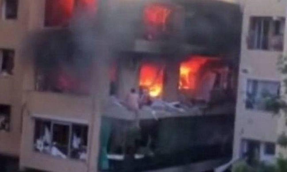 Συγκλονιστικό βίντεο – Η στιγμή της έκρηξης στη Βαρκελώνη