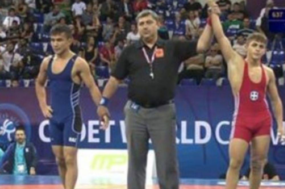 Ασημένιο μετάλλιο κατέκτησε ο Πιλίδης