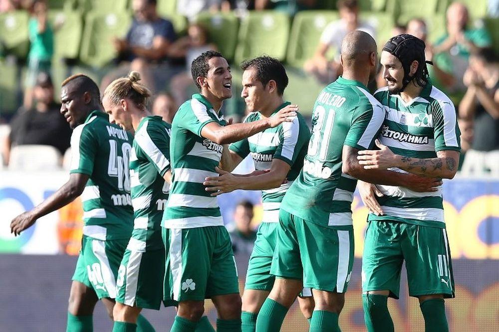 Παναθηναϊκός – ΠΑΣ Γιάννινα 4-0: Τα γκολ του αγώνα (video)