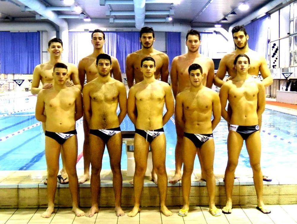 Υδατοσφαίριση-Ευρωπαϊκό Νέων ανδρών (θέσεις 5-6): Κροατία-Ελλάδα 6-10