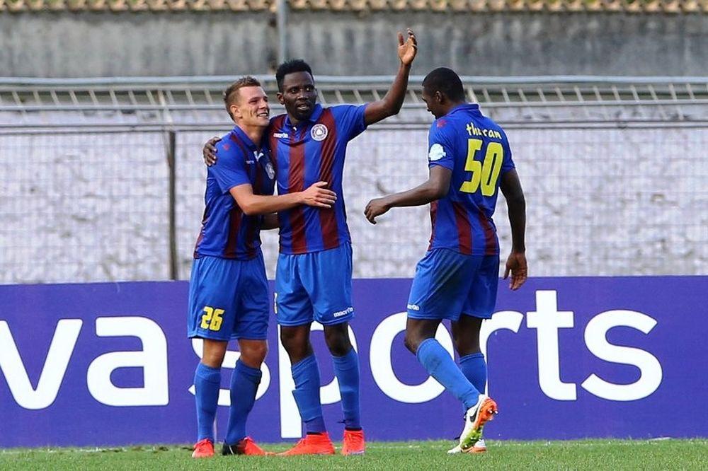 Κέρκυρα – Λάρισα 2-0: «Καθάρισε» από το πρώτο