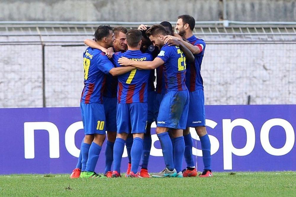 Κέρκυρα – Λάρισα 2-0: Τα γκολ του αγώνα (video)