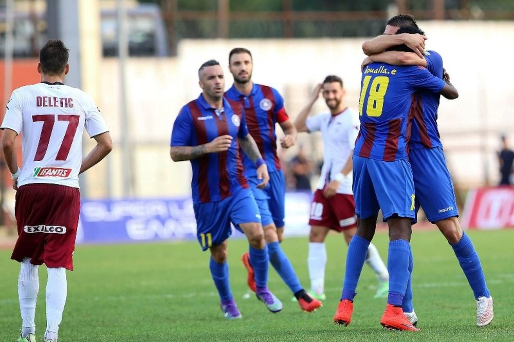 Κέρκυρα – Λάρισα 2-0: Τα επίσημα στιγμιότυπα (video)