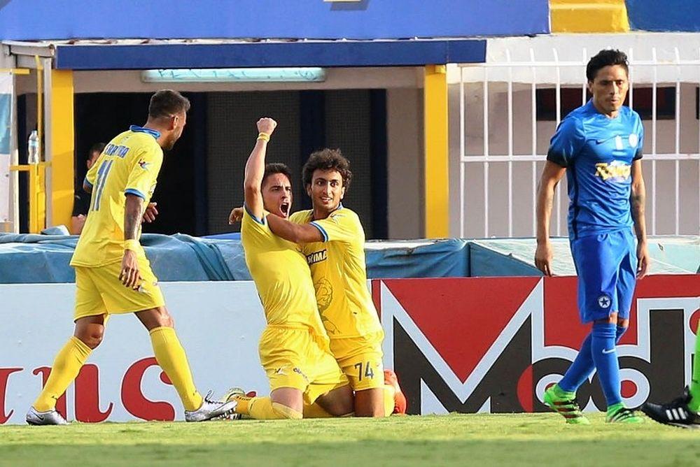 Ατρόμητος – Παναιτωλικός 0-2: Τα γκολ του αγώνα (video)