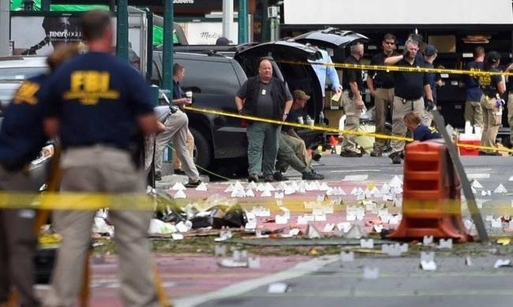 Τρόμος στο Νιου Τζέρσεϊ: Έκρηξη σε σταθμό τρένων