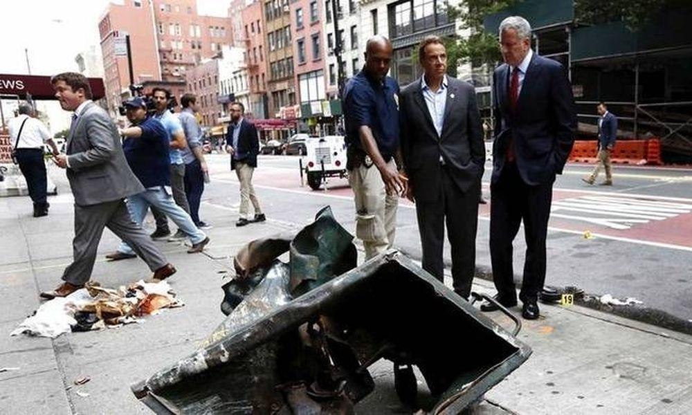 Επίθεση στη Νέα Υόρκη: Αυτός είναι ο πρώτος ύποπτος