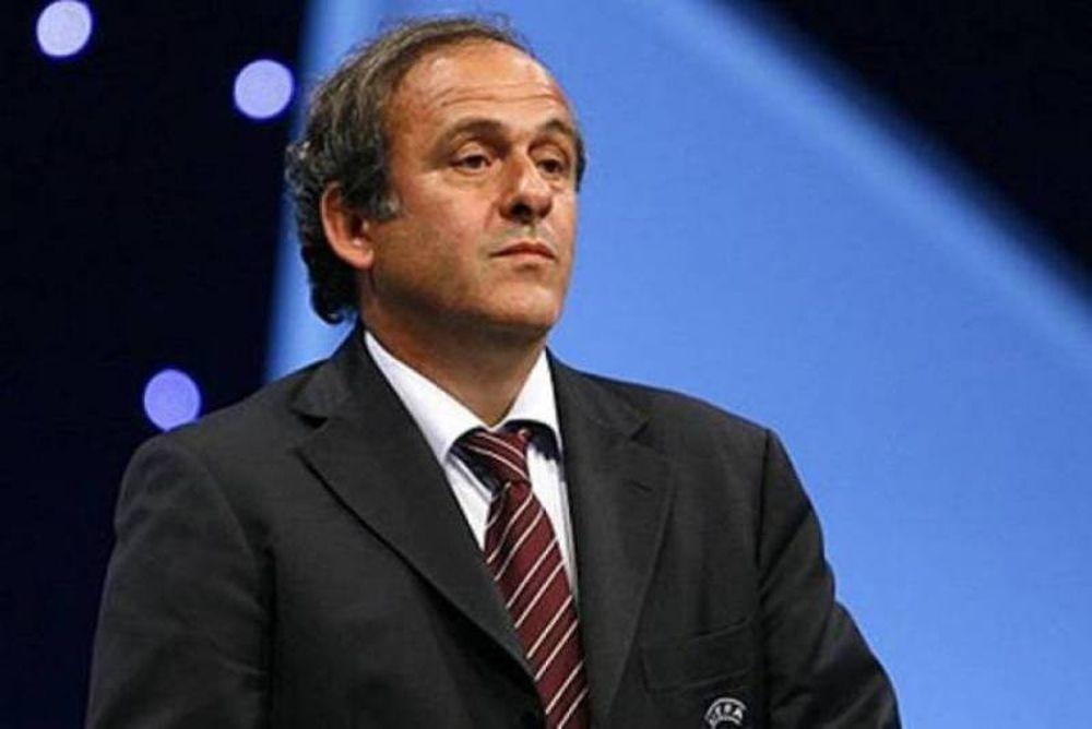 Η UEFA μπορεί να πληρώσει αποζημίωση στον Πλατινί