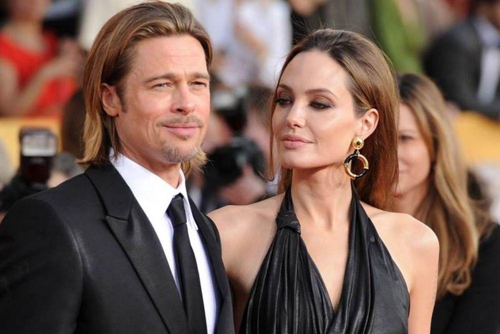 Επικό «τιτίβισμα» της Μπάγερν για το διαζύγιο της Angelina Jolie με τον Brad Pitt (photo)