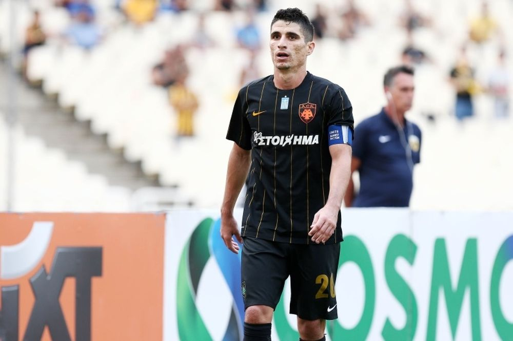 AEK: Θα παίξει με Ολυμπιακό ο Μάνταλος;