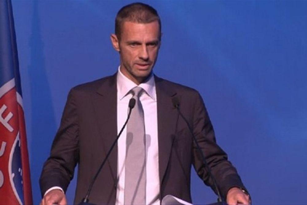 Τσέφεριν: Οι αλλαγές στο Champions League ίσως ακυρωθούν