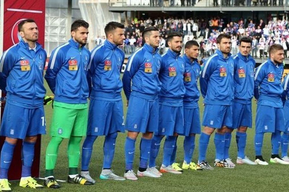 Φιλικό με Λευκορωσία για την εθνική μας ομάδα